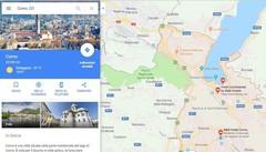 L'errore di Google Maps digiti Como ed esce... Lecco