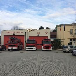 Ruba nella caserma dei pompieri  I carabinieri arrestano un trentenne