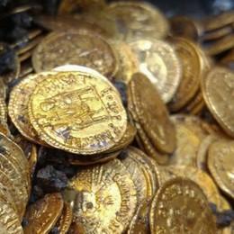 "Como, non soltanto monete  Forse c'era una ""banca"""