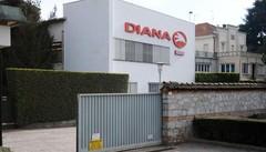 Diana, marchio messo all'asta  Vale 750mila euro