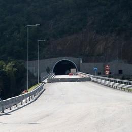 Statale 38, viabilità rifatta e flussi turistici  Ponte di Ognissanti la prima prova