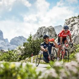 Zanardi: «Io e Enervit, binomio vincente  Così affrontiamo la gara degli Ironman»