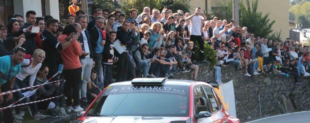 Arriva il rally a Morbegno. «Chi abita nella zona non dovrà pagare»