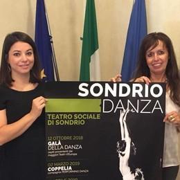 """Sondrio Danza"", l'eleganza al Sociale"