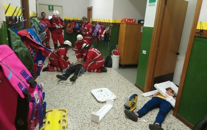 Cri Premana, un 2018 d'oro  «Ora volontari anche di altri paesi»