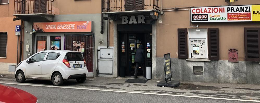 Un altro bar saccheggiato  E siamo a quota sei