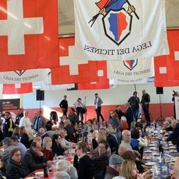 """Ticino al voto, alleanza antifrontalieri  Lega e Udc insieme dopo """"bala i ratt"""""""