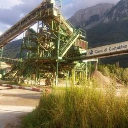 All'asta la vecchia cava di Cortabbio  Il Comune fissa il prezzo: 1,2 milioni