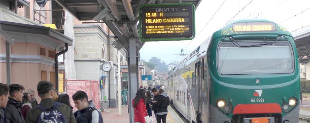 Erba, stazione pericolosa   «Ridateci i ferrovieri»