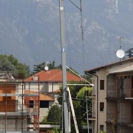 Sopralluogo alla caserma carabinieri  Appalto degli alloggi entro febbraio