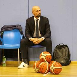 Terremoto al Basket Lecco  Esonerato coach Paternoster