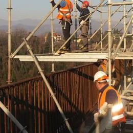 «Costi e disagi con il ponte chiuso   Sono necessari interventi immediati»