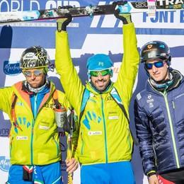 Scialpinismo, Antonioli e De Silvestro dominano in Coppa del mondo