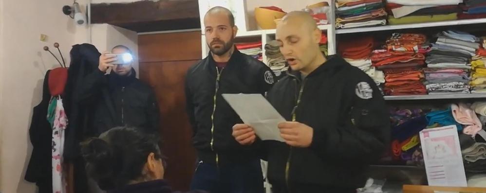 Como, 13 skinheads  sotto accusa per l'irruzione   al Chiostrino di Sant'Eufemia