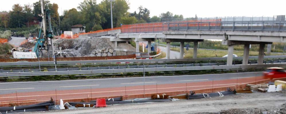 Conto alla rovescia per il nuovo ponte  Lunedì la consegna dell'impalcatura