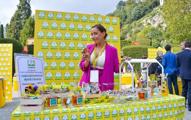 Forum Coldiretti  Appello sui dazi  e progetti green