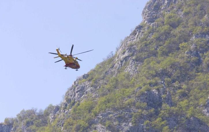 Allarme per un disperso al Moregallo  Ricerche del soccorso alpino