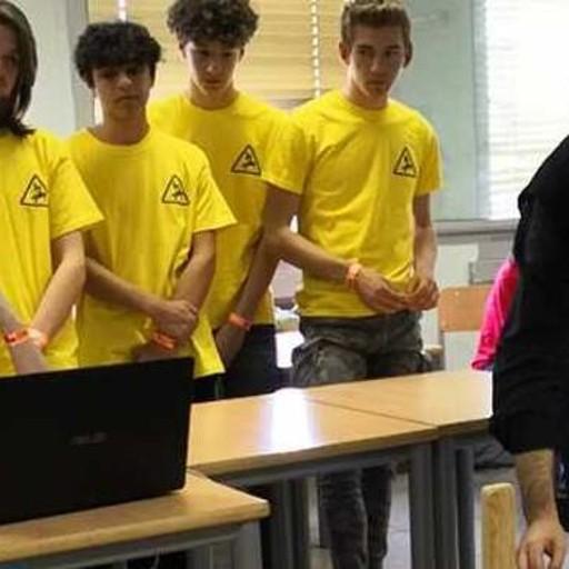 Oggiono, Bachelet, studenti a Roma  Inventori a scopo sociale
