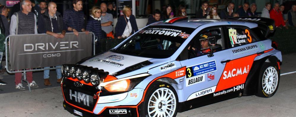 Rally Como: troppi concorrenti  Annullata la prova bis al Tivano