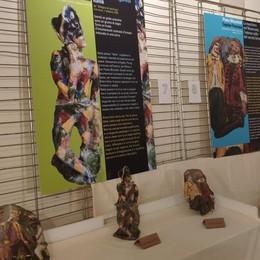 """Terracotte e versi immortali  È """"L'arte che cerca l'arte"""""""