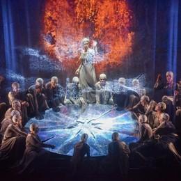 Un Macbeth tra reale e fantastico  Opera gotica sul palco del Sociale