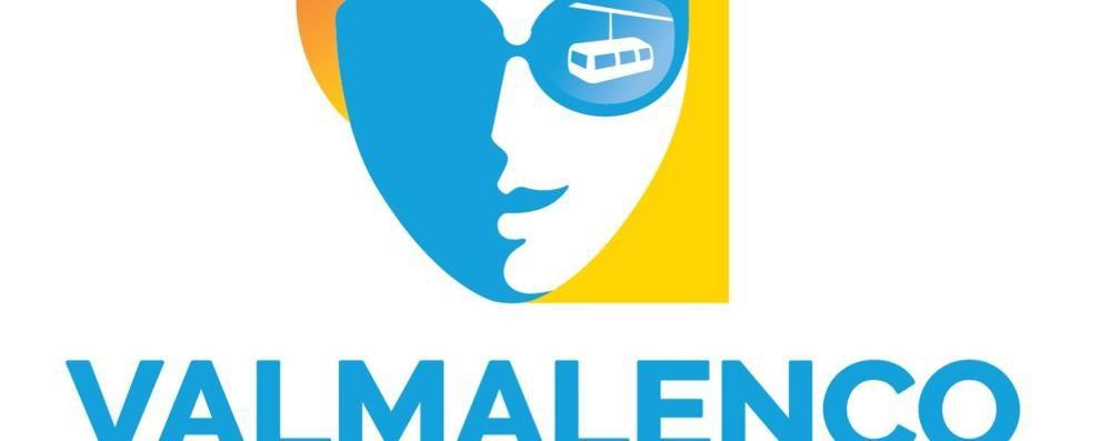Volto di donna nel nuovo logo della Valmalenco