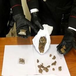 Calolzio, spaccio in stazione, altro arresto   Condannato a sei mesi per la marijuana