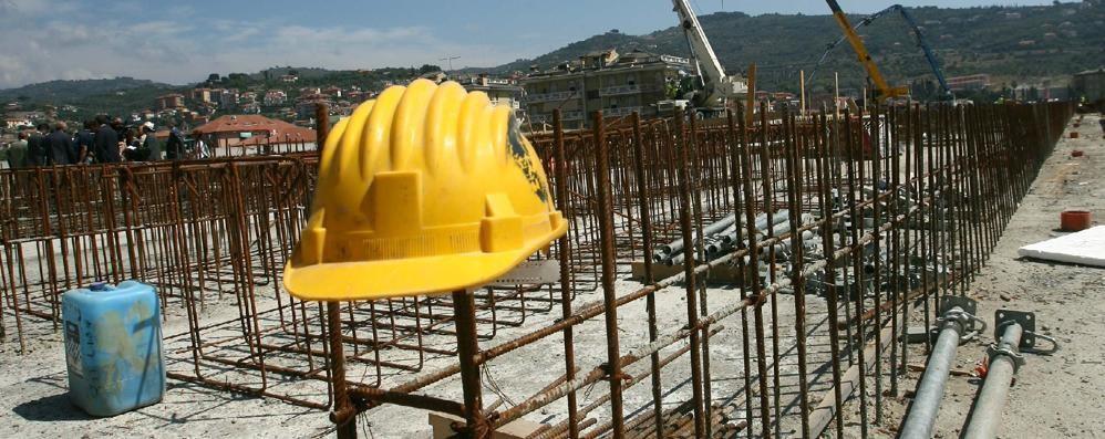 Dall'Ance grido di allarme per l'edilizia  «Troppe opere da appaltare sono ferme»