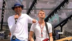 «Io, sul palco con Mika  davanti a milioni di fan»  Daniele è già una star
