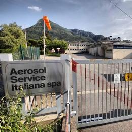 Valmadrera: Aerosol   la decisione  fra venti giorni