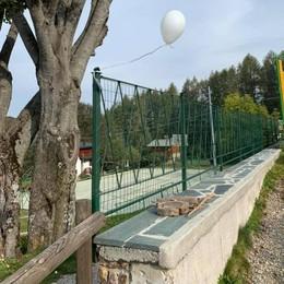 Il ricordo di Charlotte in un palloncino  Dalle Fiandre fino all'Ultimo Paradiso