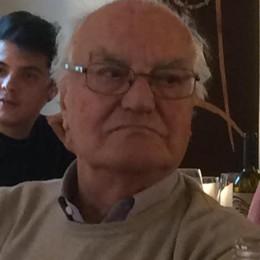 Mandello, i sommozzatori per Coghi  Dell'anziano scomparso nessuna traccia
