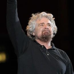 """Quel """"vaffa"""" oltre il confine:  Beppe Grillo sarà a Chiasso"""