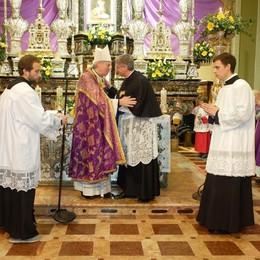 Eupilio, festa per padre Giovanni  Guiderà tre parrocchie di due paesi