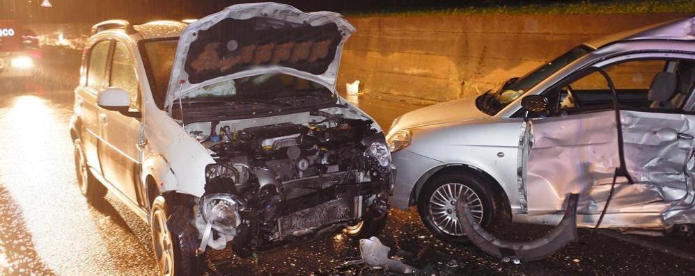 Lurago, tragedia sulla Briantea  Morta una donna di 36 anni