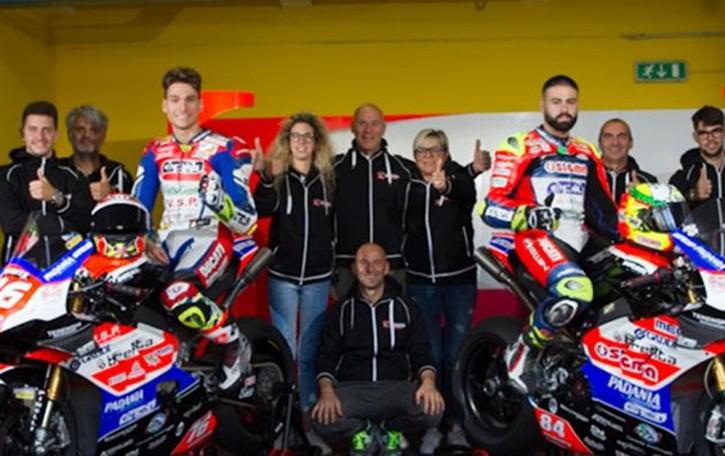 Motocorsa nel mondiale  Superbike del 2020