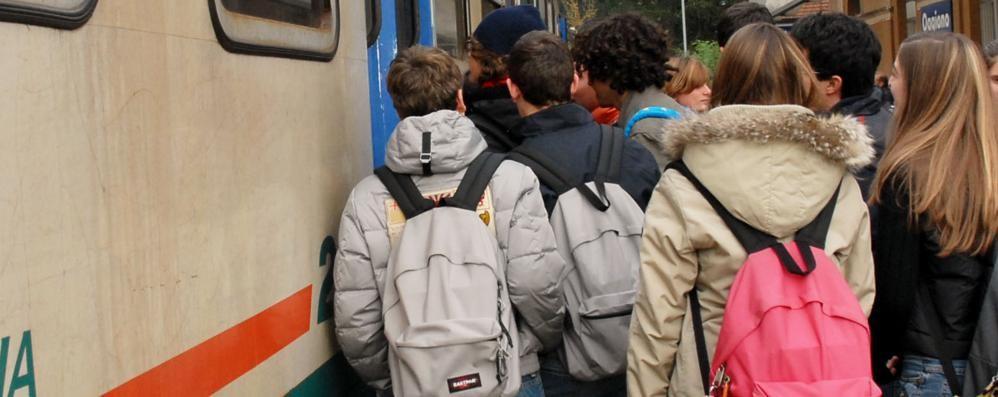 I sindaci al fianco degli studenti  «Basta con i disservizi ferroviari»