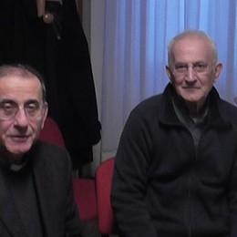La visita di monsignor Delpini a don Giorgio De Capitani