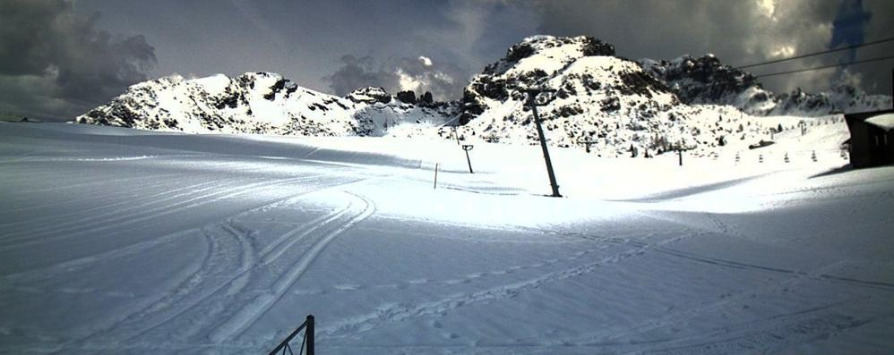 Neve padrona delle piste  A Bobbio inizia il circo bianco