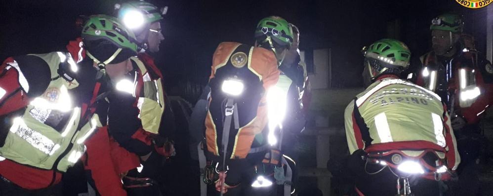 Semicongelati in quota a Primaluna  Paura per due escursionisti