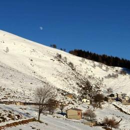 Vendrogno, tragedia all'alpe  Giumello  Ciclista precipita da cinquanta metri