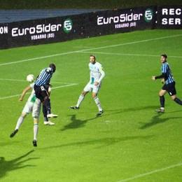 Lecco fuori dalla Coppa  Alla Feralpi basta un gol