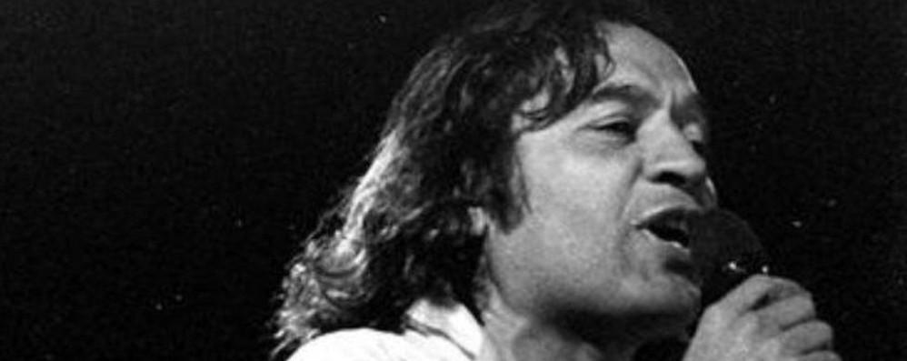"""Addio a Fred Bongusto  Cantò """"Una rotonda sul mare"""""""