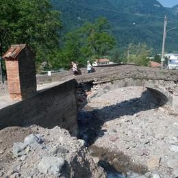Alluvione in Valsassina  La Regione stanzia 750mila euro