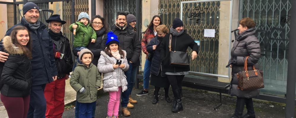 Galbiate, Buona la prima per il bus  In 60 a Lecco senza usare l'automobile