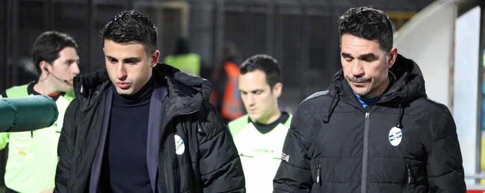 Maiolo: «Ma visto un D'Agostino   così arrabbiato a fine gara»