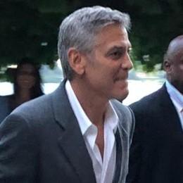 Clooney ha deciso, rimane a Laglio