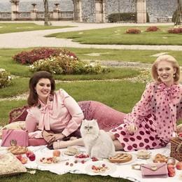 Dolce&Gabbana, foto da Tremezzo  E a Villa Balbiano arriva Versace