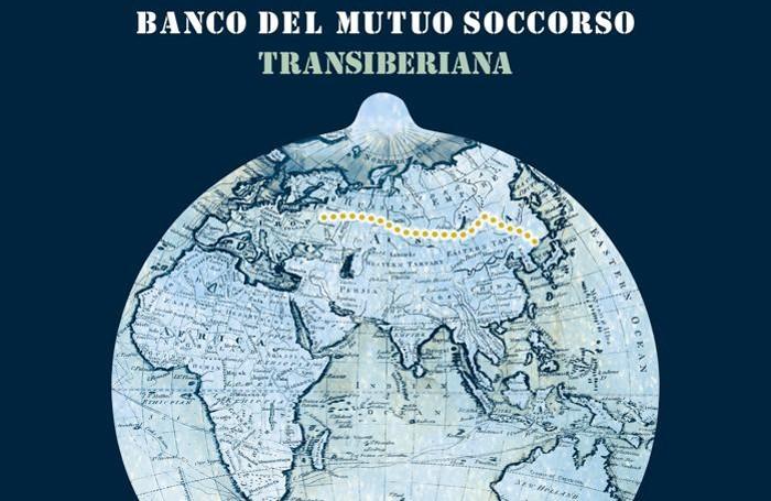 """La copertina di """"Transiberiana"""""""