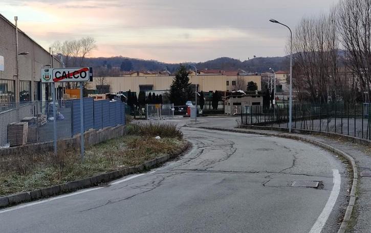 Olgiate, via Calendone diventa pubblica  In primavera arriverà il nuovo asfalto